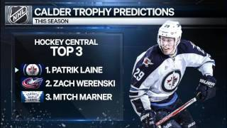 Jets' Laine runaway rookie for Calder Trophy?