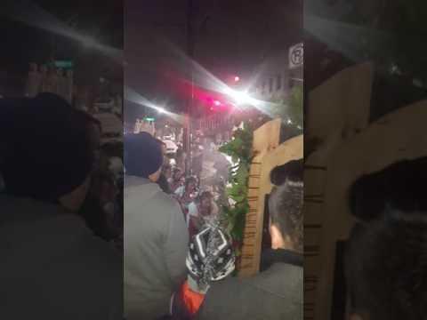 Banda La Tumbadora de Newburgh 12 de diciembre Brooklyn NY