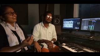 Naetru Aval Irundhal |  Cover Song | AR Rahman Diaries | K Couple | Aneesh Koolath | Sruthi Aneesh