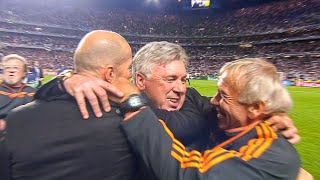 Real Madrid TOP 5 GREATEST games with ANCELOTTI