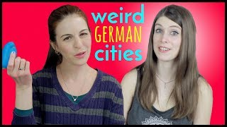 Are These REALLY Names of German Cities? (with Don