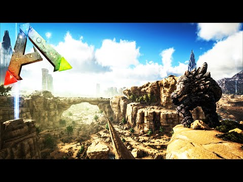 ANALISIS DEL NUEVO DLC ARK: SCORCHED EARTH