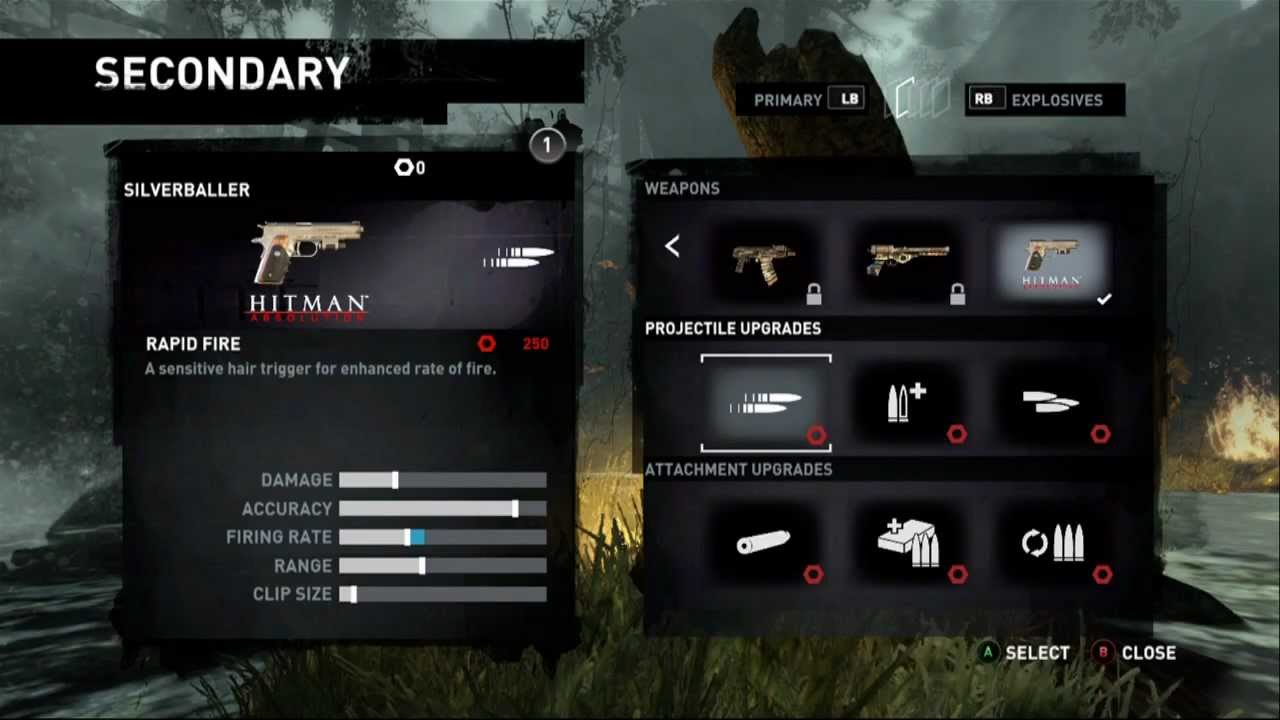 tomb raider 2013 hitman absolution weapons pack 1 dlc