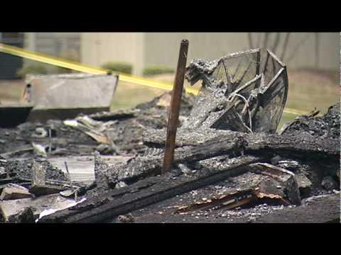 911 Calls State lab analyzing Ridgely Manor fire m...