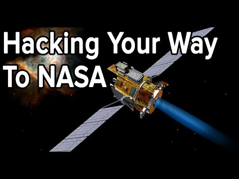 Hacking Your Way To NASA
