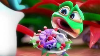 Короткометражные мультфильмы для детей про ржачных лягушек