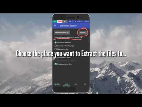 How To Extract RAR Files On Android Phones