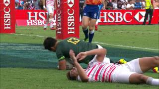 Stephen Dippenaar scores incredible try during Sydney final