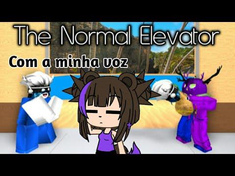Jogando The Normal Elevator {ROBLOX}[Prih Wolf]