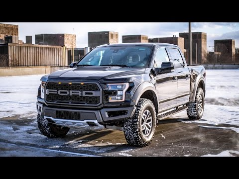 2017 Ford Raptor Review – The Most INSANE TRUCK You Can Buy From A Dealership!!