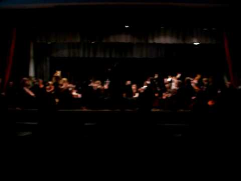 Wizards In Winter, Colerain High School Chamber Orchestra 2009