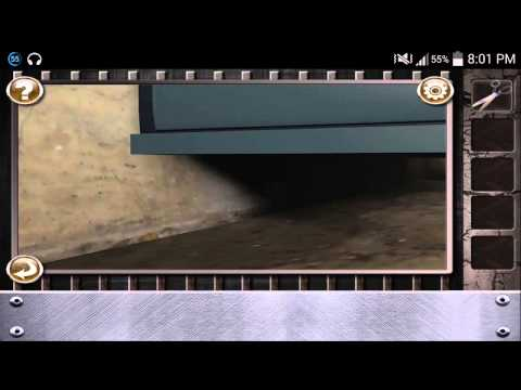 Escape the prison room level 1 2 3 4 5 walkthrough youtube for Small room escape 9 walkthrough