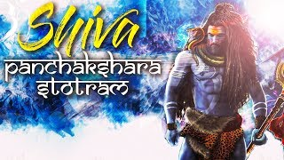 Shiva Panchakshara Stotram | With Lyrics | Darshit Nayak