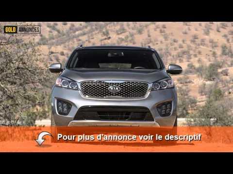 Annonce Kia Sorento Suisse orientale Suisse - GoldAnnonces #auto