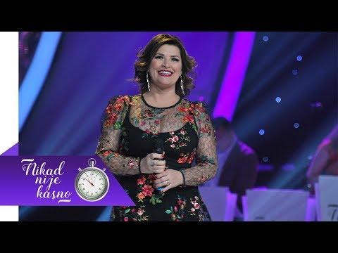 Cristina Voicu - Ne kunite crne oci - (live) - Nikad nije kasno - EM 24 - 26.03.2018