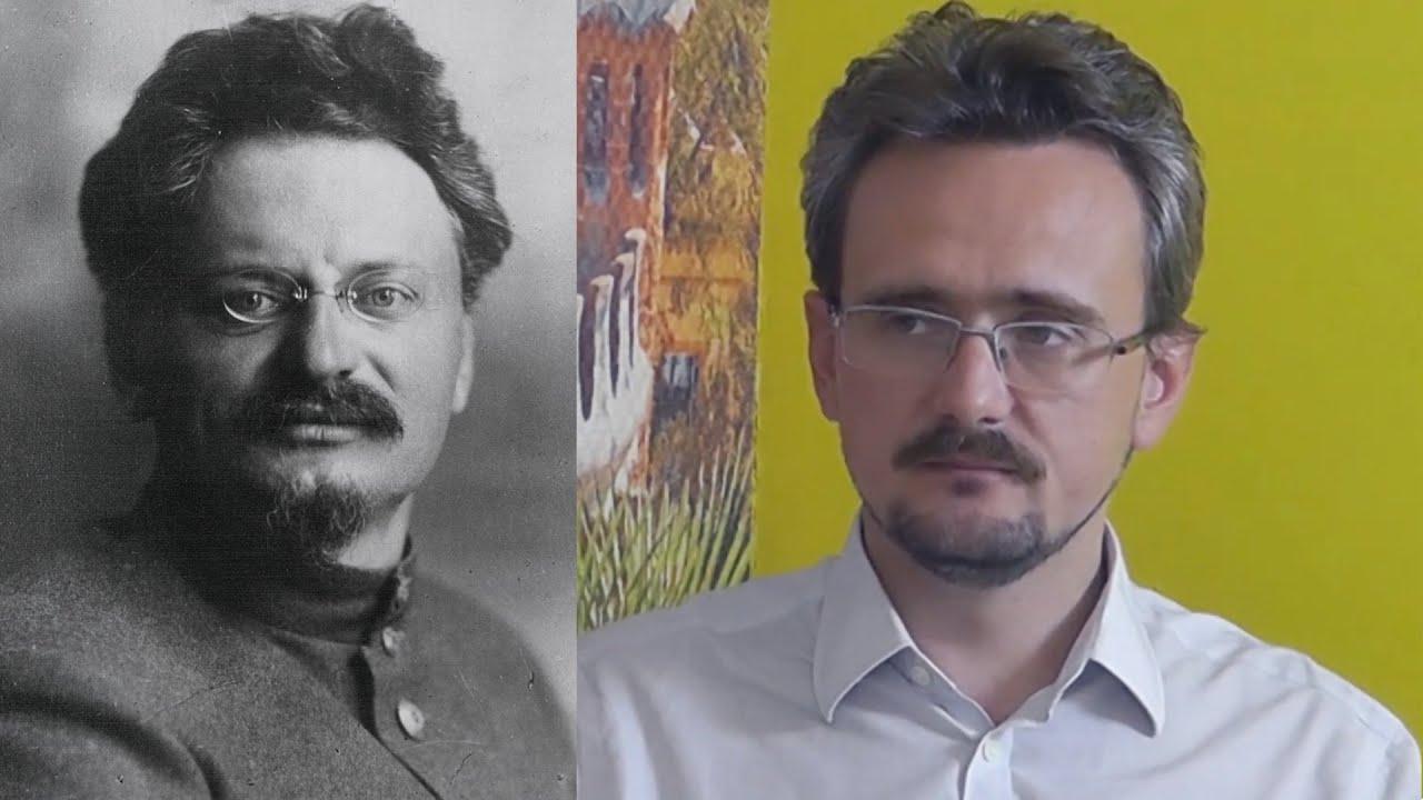 Кто такой Андрей Школьников и как он всему научился? О родственных связях Школьникова и Троцкого