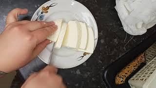 Рецепт Сыр в домашних условиях Быстро и всего 4 ингредиента Все продукты с магазина