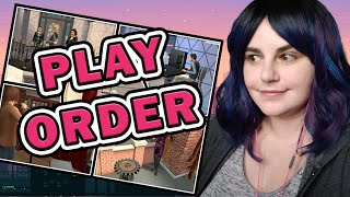 Sims 2 Belladonna Cove Play Order \u0026 Gameplay Ideas ~ Apartment Life (Part 1)