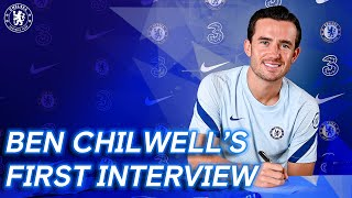 Ben Chilwell's First Interview | Welcome To Chelsea | Exclusive