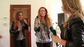 lisa amy shelley thuisoptredens prijswinnaars augustus 2013