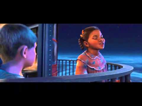 Chanson du Pôle Express (Song From The Polar Express)