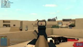 75-13   AUG HBAR - Diese Waffe ist CRAZY!! - Roblox: Phantomkräfte