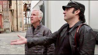 街並みを実際に制作!ジェームズ・キャメロンが語るアイアンシティ/映画『アリータ:バトル・エンジェル』メイキング