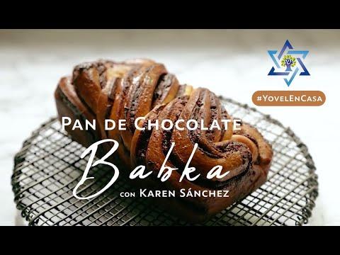 #YovelHogar - Receta de Pan de Chocolate