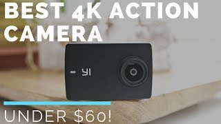 Yi Discovery Review - The Best 4K Action Camera Under $60!