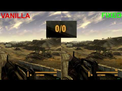 Fallout: New Vegas - Automatic Weapons Fix