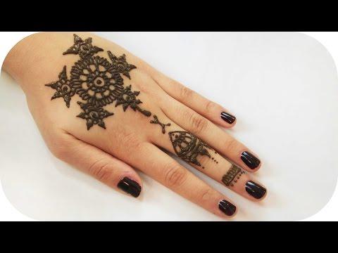 full download henna tutorial 3 ganze hand sanny kaur. Black Bedroom Furniture Sets. Home Design Ideas