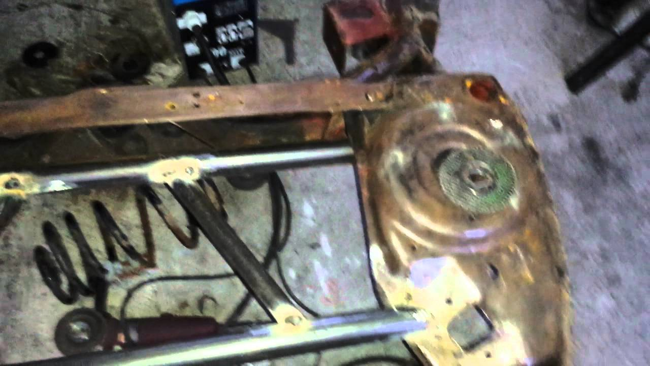 G body frame repair kit - G Body Frame Repair Kit 23