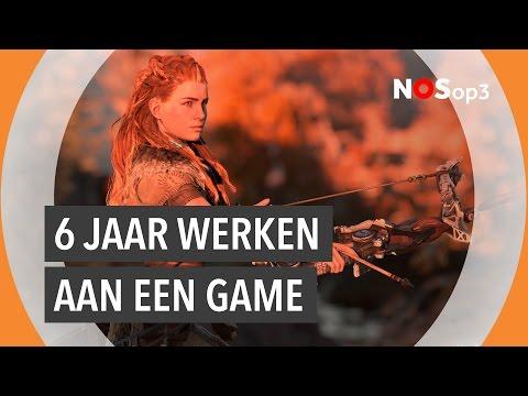 Horizon Zero Dawn: een Nederlandse megaproductie | NOS op 3