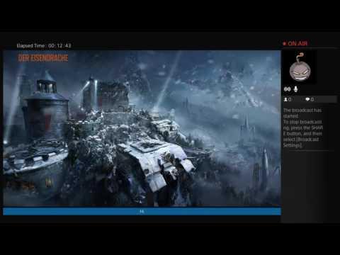 mr_potato909's Live PS4 Broadcast