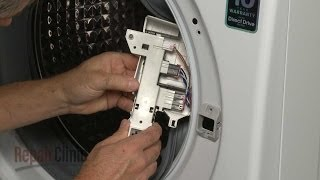 Samsung Washing Machine Won't Spin? Door Latch #DC34-00024B(, 2013-10-17T19:29:41.000Z)