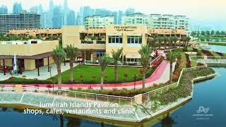 Experience luxury waterfront living at Jumeriah Is...