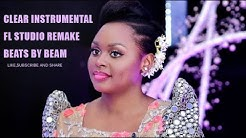 Clear Instrumental - Rema Namakula I FL Studio 20 Remake I Beats By Beam