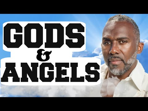 Gano Grills | Gods & Angels | Talk With The Titans