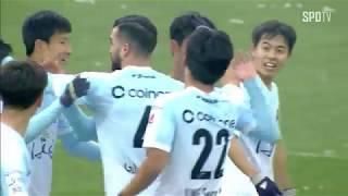 [하이라이트] K리그 1 강원FC : 상주상무 (A) – 20181124
