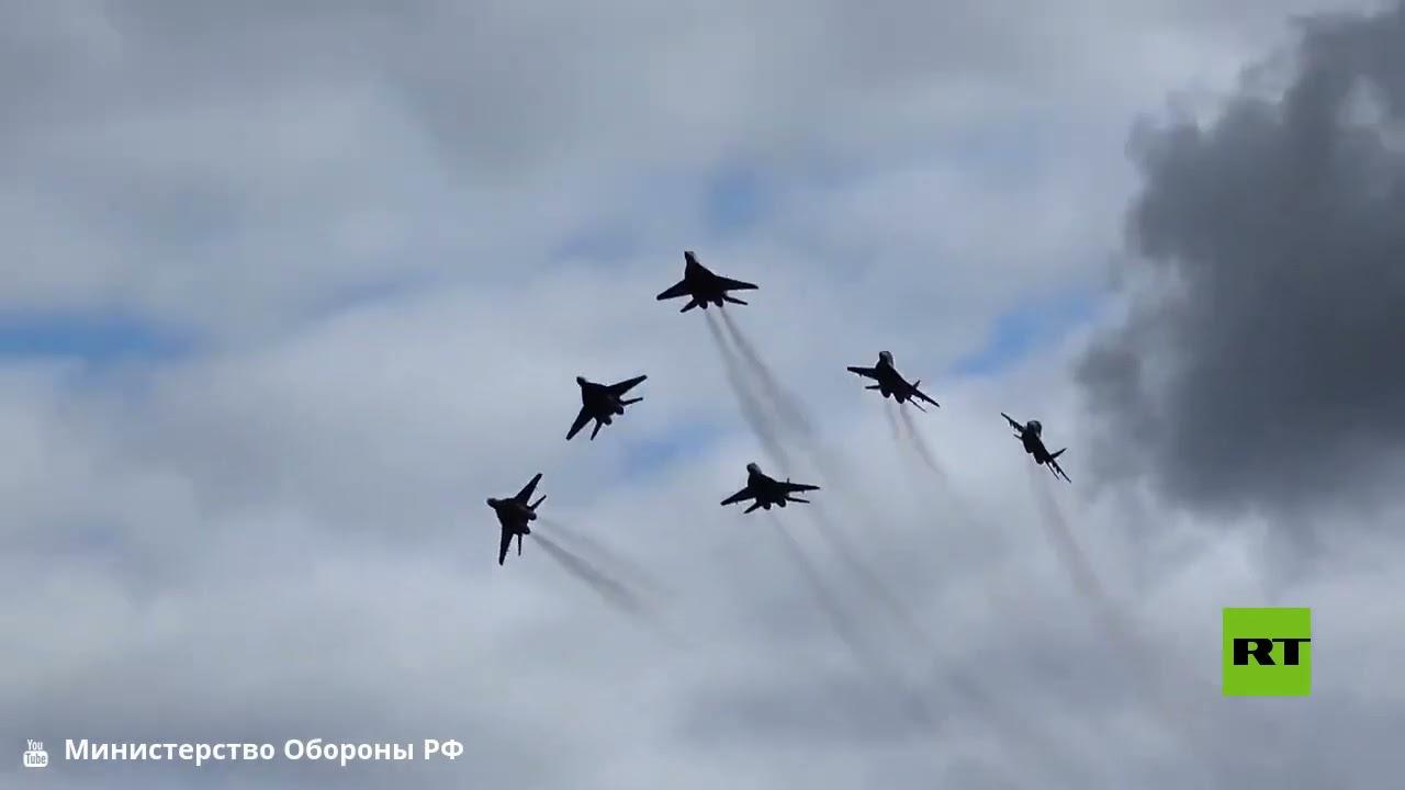 فريق  مقاتلات -ستريجي- الروسية تحتفل بمرور ثلاثين عاما على تأسيسه  - نشر قبل 8 ساعة