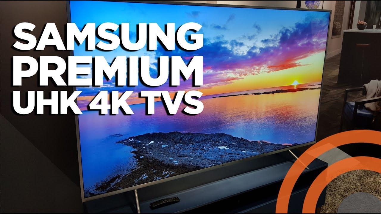 c4ceb7cfc Samsung launchers its line of 4K UHD Premium TVs for 2017