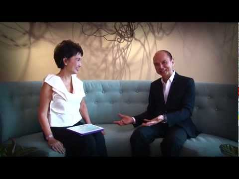 Interview with the famous JIMMY CHOO !!