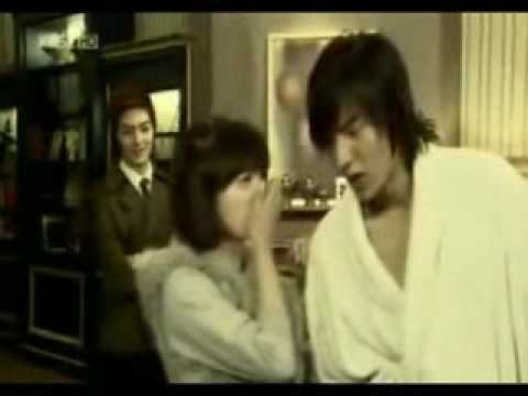 jun pyo & jan di- if i give you my heart