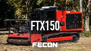 Fecon FTX150