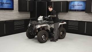 Sportsman 570 Drive Belt Inspection and Replacement | Polaris Off Road Vehicles