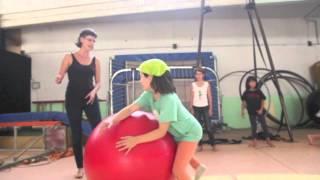 L'escola de circ de Cronopis