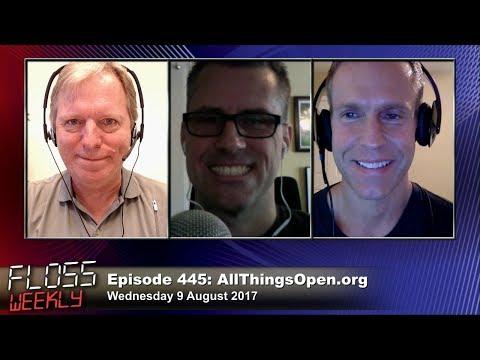 FLOSS Weekly 445: Allthingsopen.org