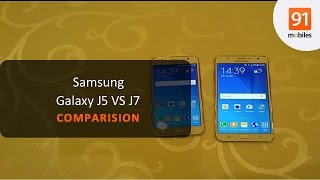 Samsung Galaxy J5 vs Samsung Galaxy J7: Review