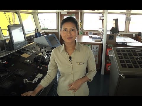 Offshore: 'Welcome Aboard'; a Boskalis safety instruction movie