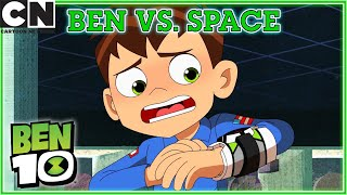 Ben 10 | Ben Vs. Space | Cartoon Network UK